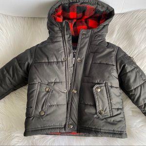 24 months toddler boy winter jacket